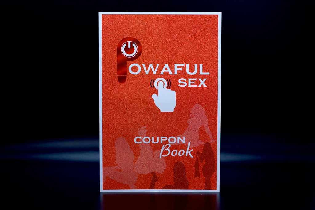 Powaful Sex Coupon Book