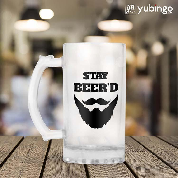 Designer Printed Beer Mugs