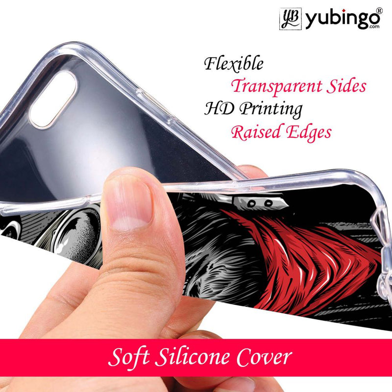 The Angry Ape Back Cover for Vivo Y91i-Image3