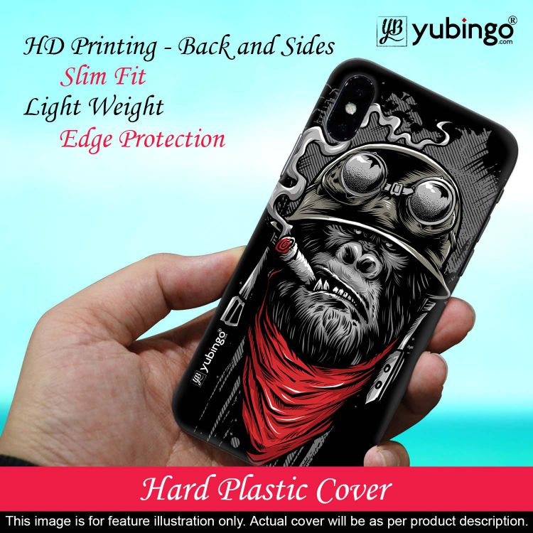 The Angry Ape Back Cover for Huawei Mate 30