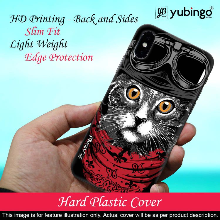 Cat Punk Back Cover for Huawei Mate 30