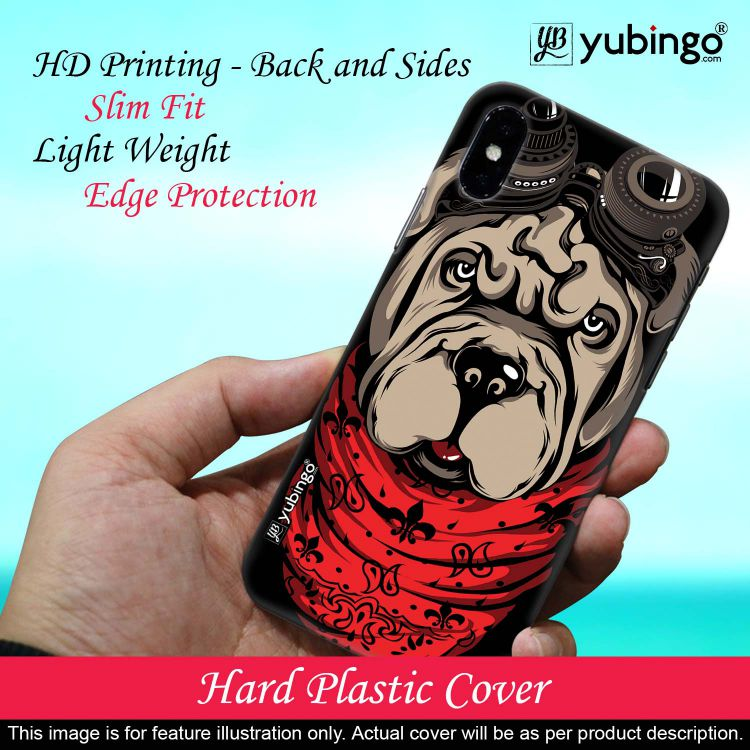 Dog Punk Back Cover for Huawei Mate 30