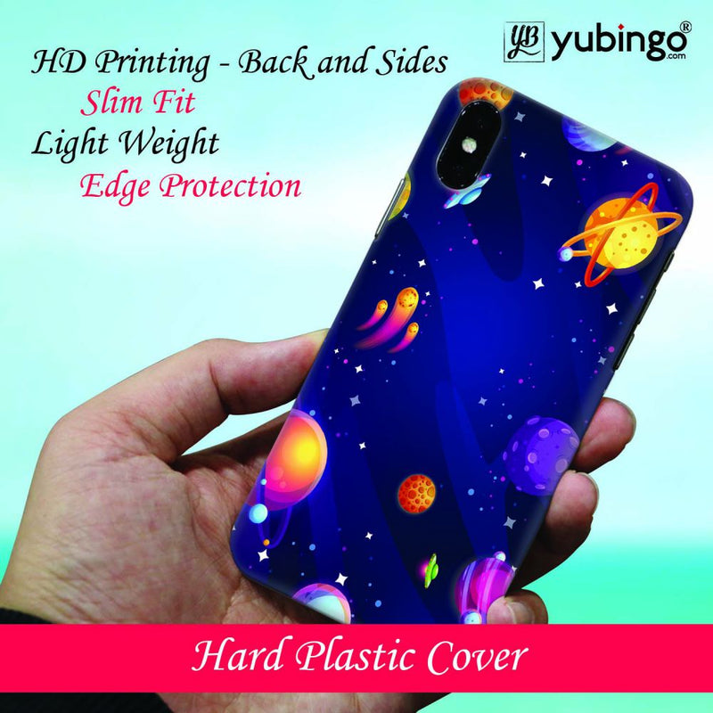 New Galaxy Back Cover for Samsung Galaxy S10 (6.1 Inch Screen)