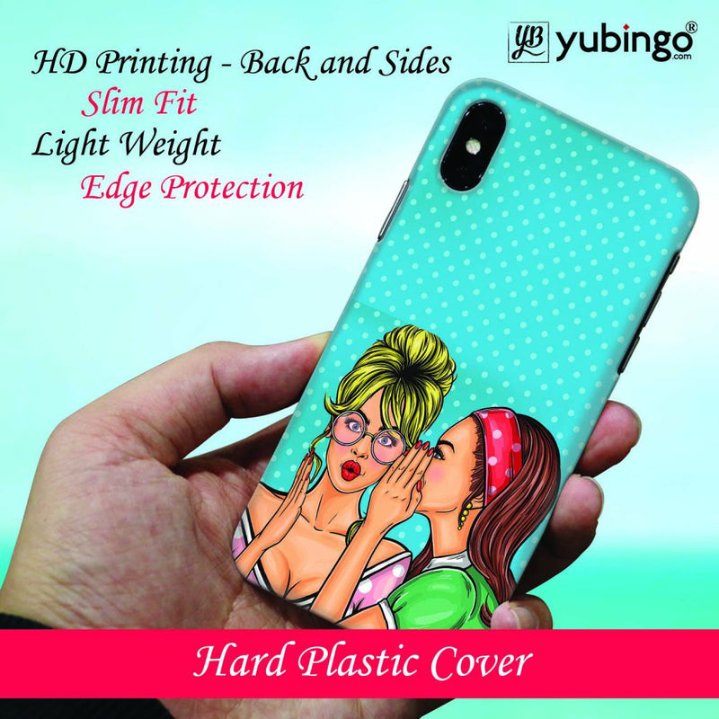 The Secret Back Cover for Samsung Galaxy S10 (6.1 Inch Screen)