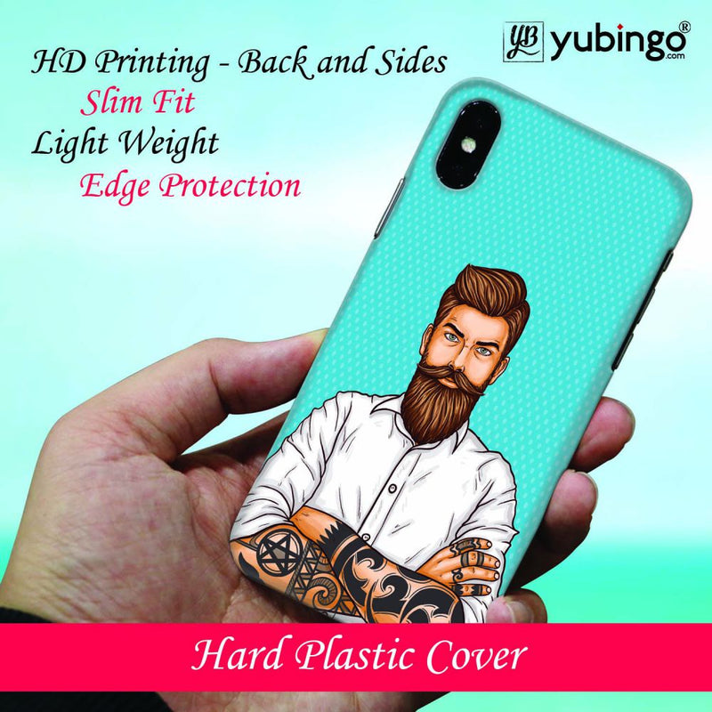 Beard King Back Cover for Samsung Galaxy A30