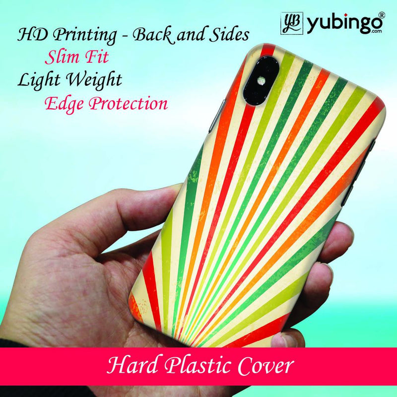 Old Look Pattern Back Cover for Samsung Galaxy S10 (6.1 Inch Screen)