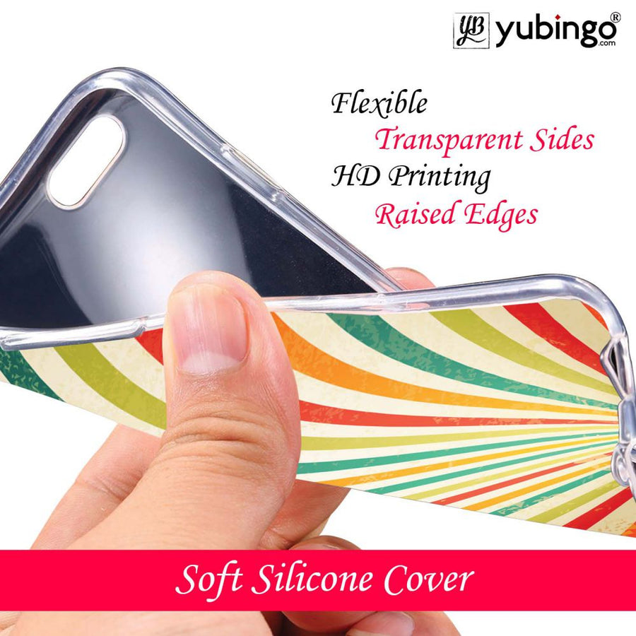 Old Look Pattern Back Cover for Asus Zenfone 5z ZS620KL-Image3