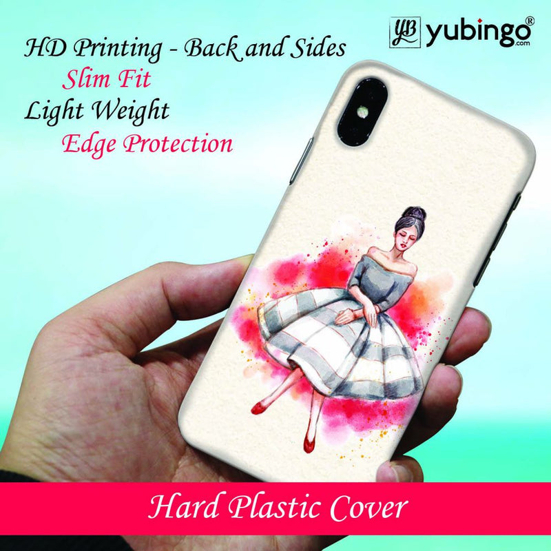 Dream Girl Back Cover for Apple iPod Touch 5