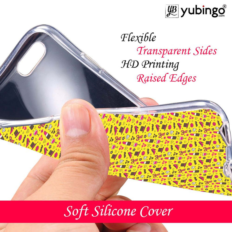 Girl's Dream Pattern Back Cover for Coolpad Mega 5M-Image3