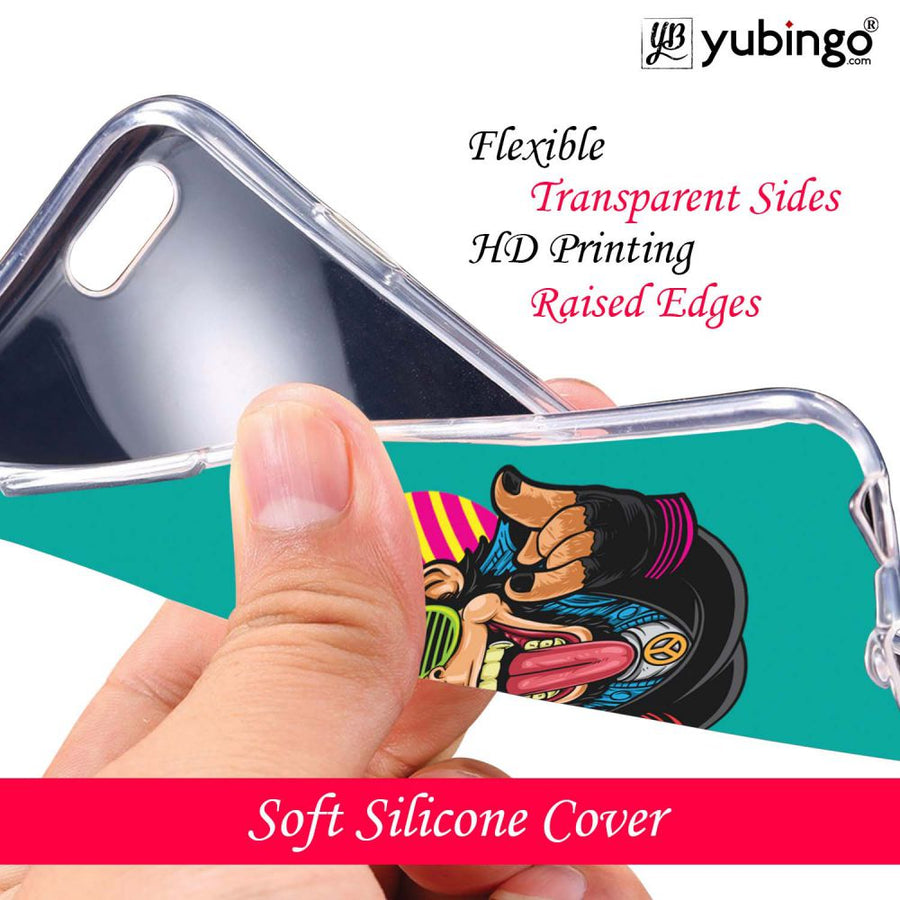 Monkey Funk Back Cover for Asus Zenfone 5z ZS620KL-Image3