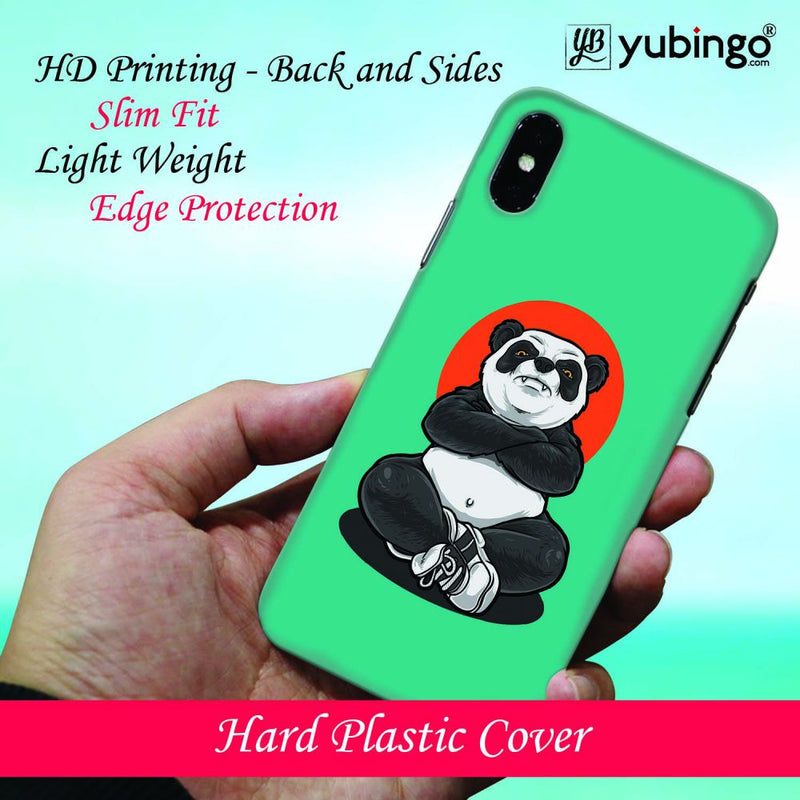 Angry Panda Back Cover for Apple iPod Touch 6
