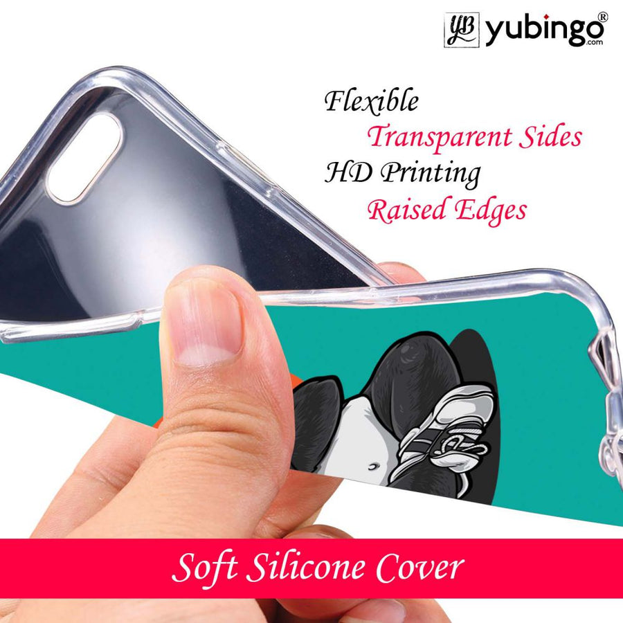 Angry Panda Back Cover for Asus Zenfone 5z ZS620KL-Image3