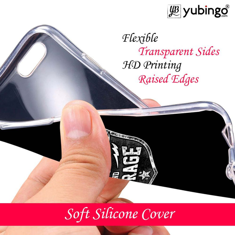Strength and Courage Back Cover for Infinix Note 5 Stylus-Image3