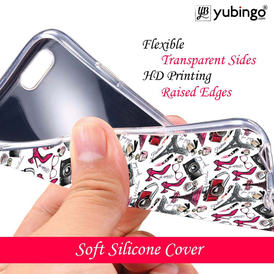 Girl Paris Dream Back Cover for Asus Zenfone 5z ZS620KL-Image3