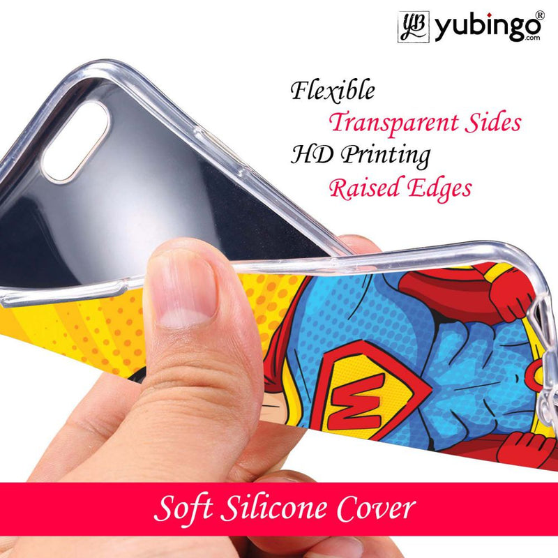 Super M Back Cover for Infinix Note 5 Stylus-Image3