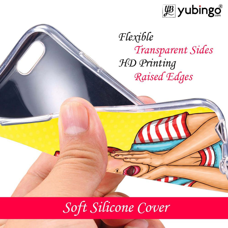 Surprised Back Cover for Infinix Note 5 Stylus-Image3