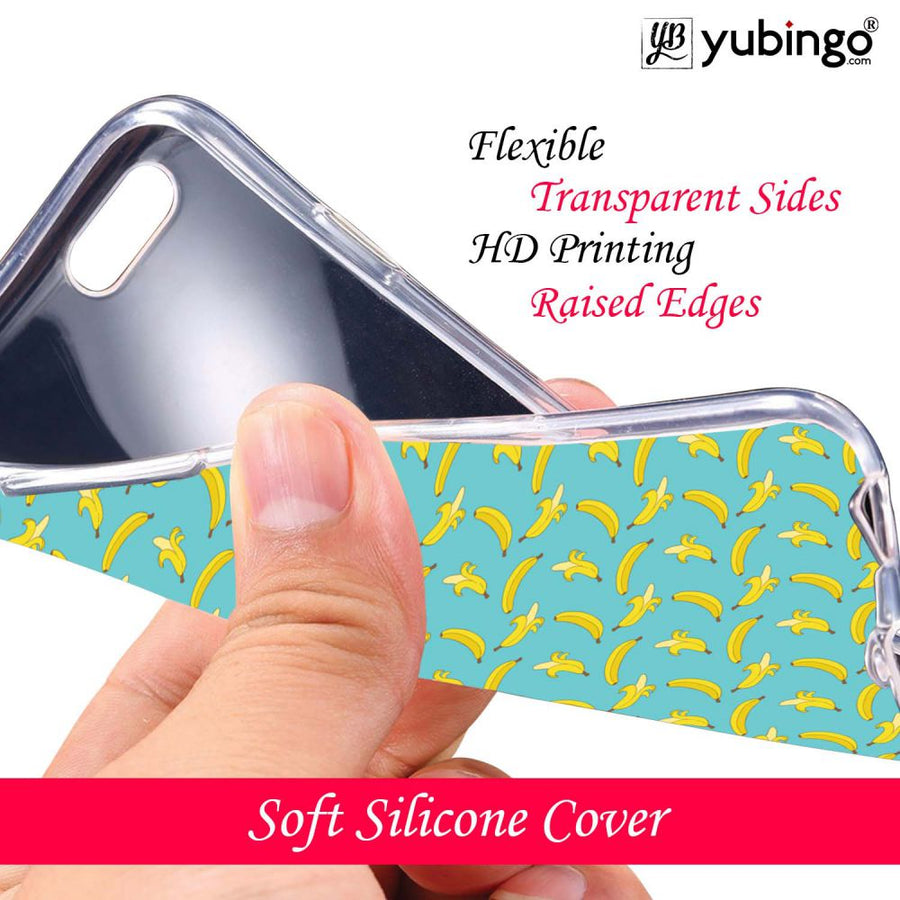 Banana Pattern Back Cover for Asus Zenfone 5z ZS620KL-Image3