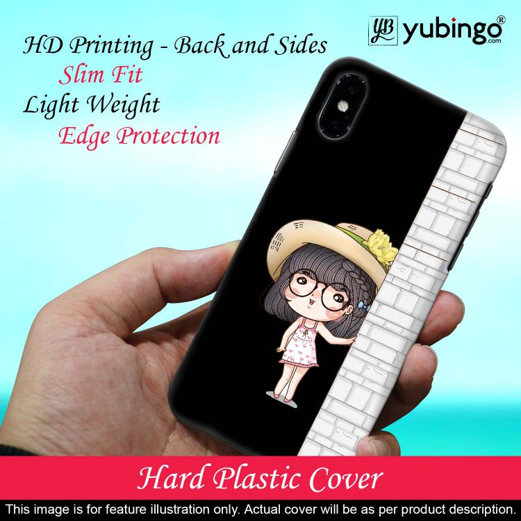 Innocent Girl Back Cover for Samsung Galaxy A2 Core