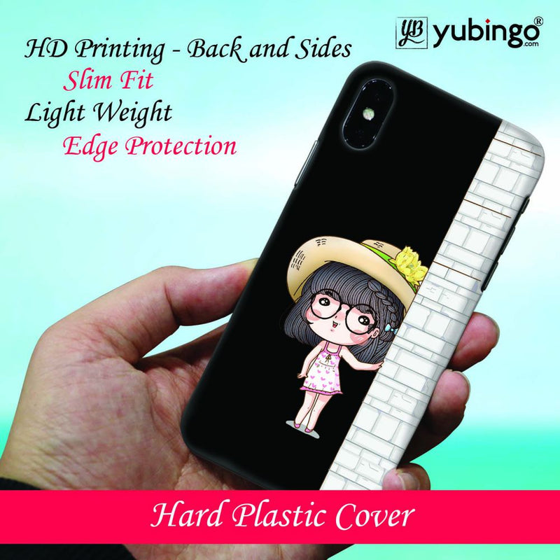 Innocent Girl Back Cover for Xiaomi Redmi Note 7 Pro