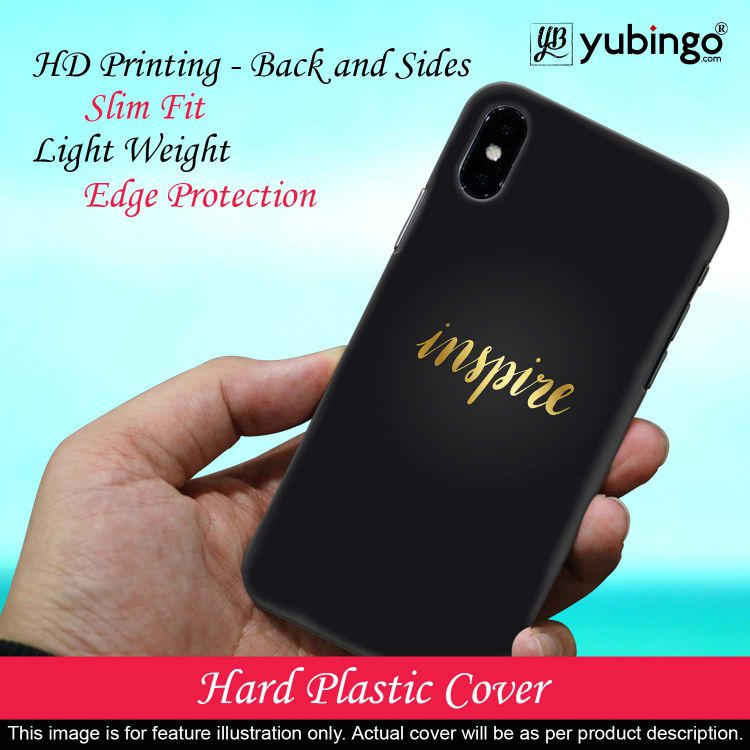 Inspire Back Cover for Oppo A5 (2020)
