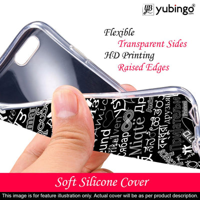 Friend in All Languages Back Cover for Tecno Spark 4 Air-Image2
