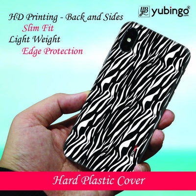 Zebra Stripes Back Cover for Apple iPod Touch 5-Image2