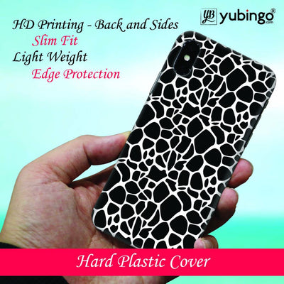 Giraffe Pattern Back Cover for Apple iPod Touch 5-Image2