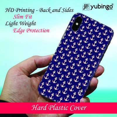Anchor Pattern Back Cover for Oppo A37
