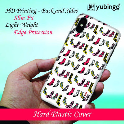 Socks Pattern Back Cover for Apple iPhone 8 Plus-Image2