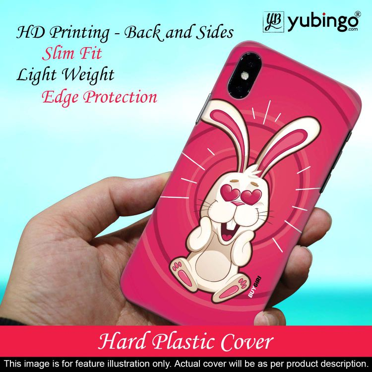 Love Rabbit Back Cover for Realme 5 Pro