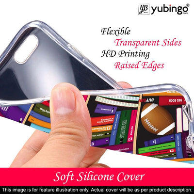Books Back Cover for Lava Z41-Image2