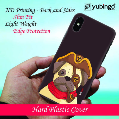 Mafia Pug Back Cover for Apple iPod Touch 5-Image2