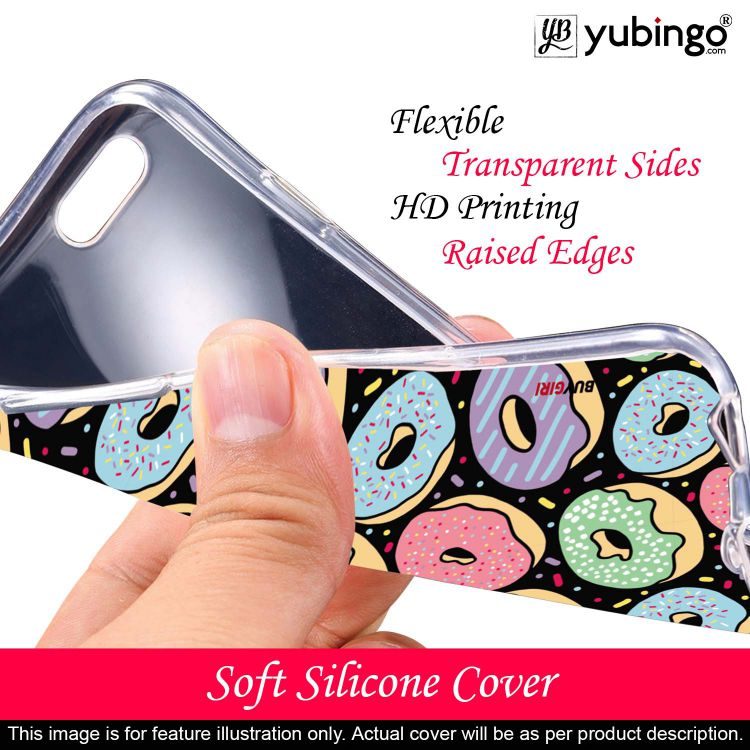 Donuts Back Cover for Samsung Galaxy A60