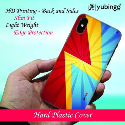 Colours Back Cover for Apple iPhone X