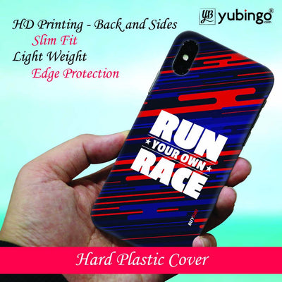 Run Own Race Back Cover for Apple iPhone 8 Plus-Image2