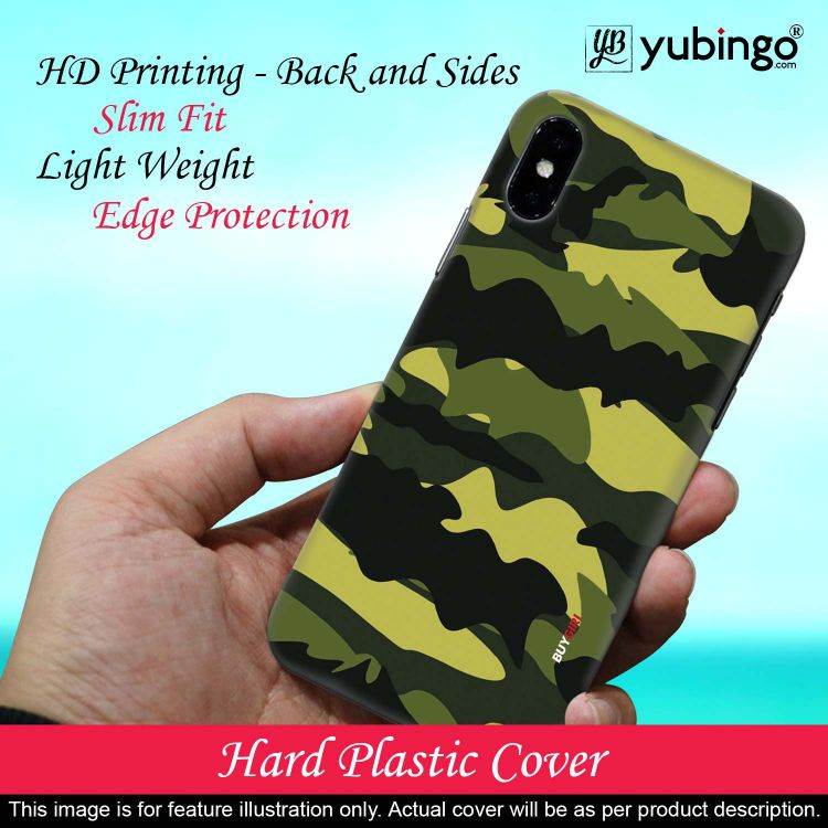Camouflage Back Cover for Samsung Galaxy A71