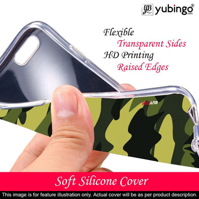 Camouflage Back Cover for Lava Z41-Image2
