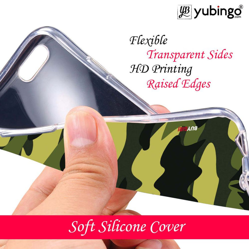 Camouflage Back Cover for Oppo Realme 2 Pro-Image3