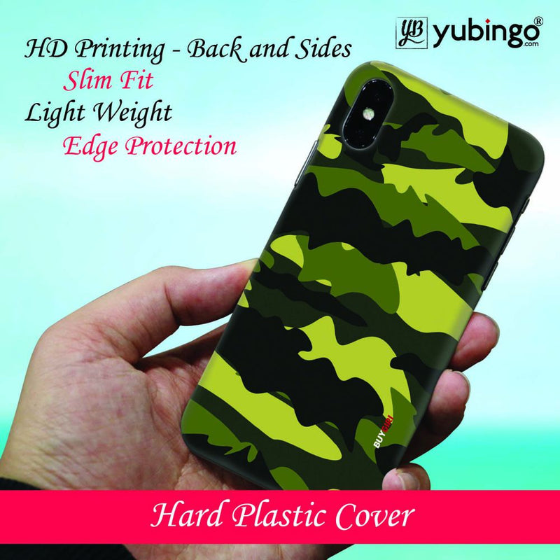 Camouflage Back Cover for Samsung Galaxy A50