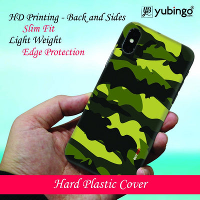 Camouflage Back Cover for Apple iPhone 8 Plus-Image2
