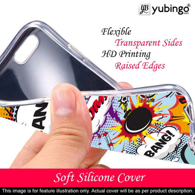 Boom Bang Back Cover for Lava Z41-Image2