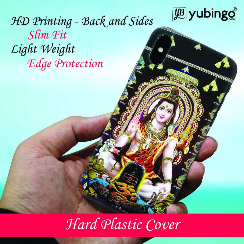 Shiva Back Cover for LG V40 ThinQ