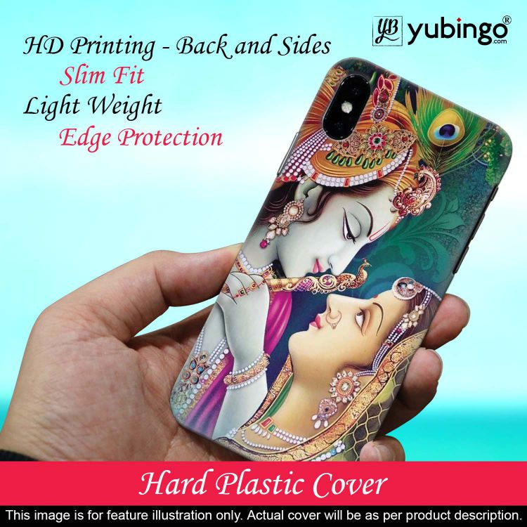 Radha Krishna Back Cover for Xiaomi Redmi 7A