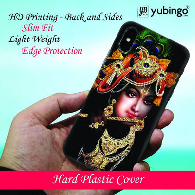 Radha Krishna Back Cover for Apple iPhone X-Image4