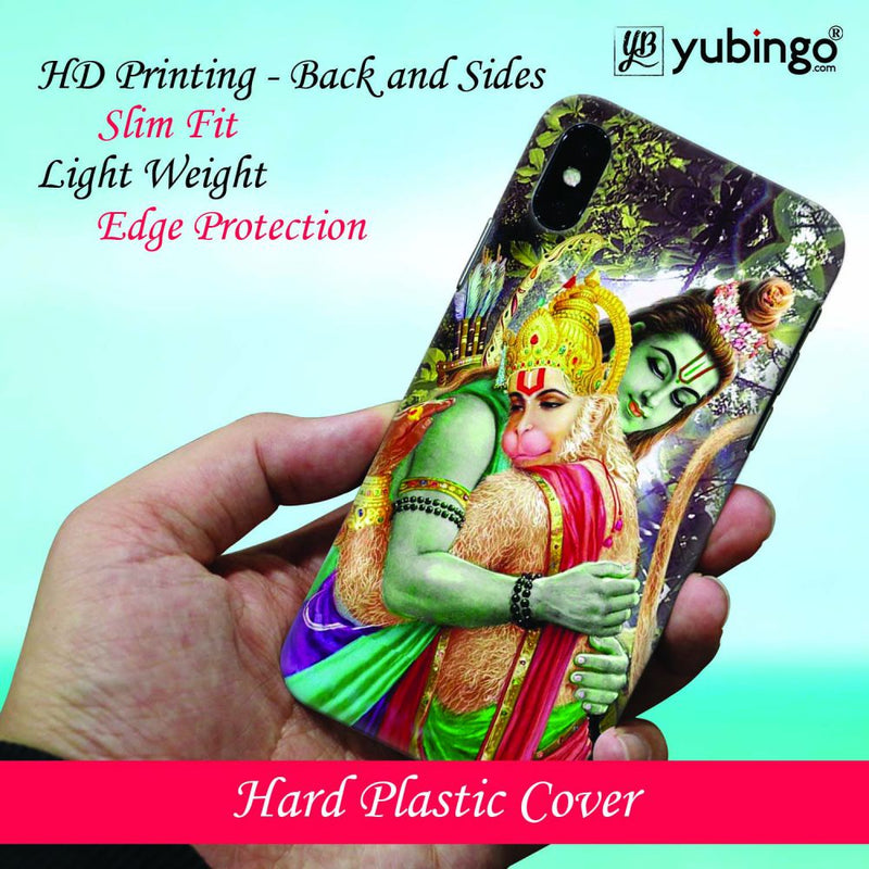 Ram And Hanuman Ji Back Cover for Apple iPhone 6 Plus and iPhone 6S Plus