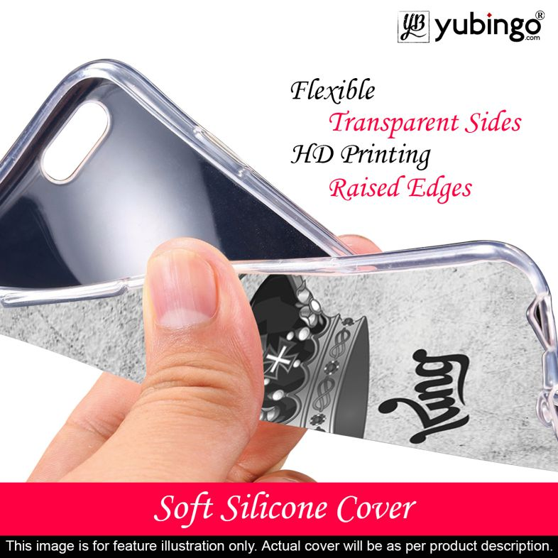 King Back Cover for Yu Yureka 5510