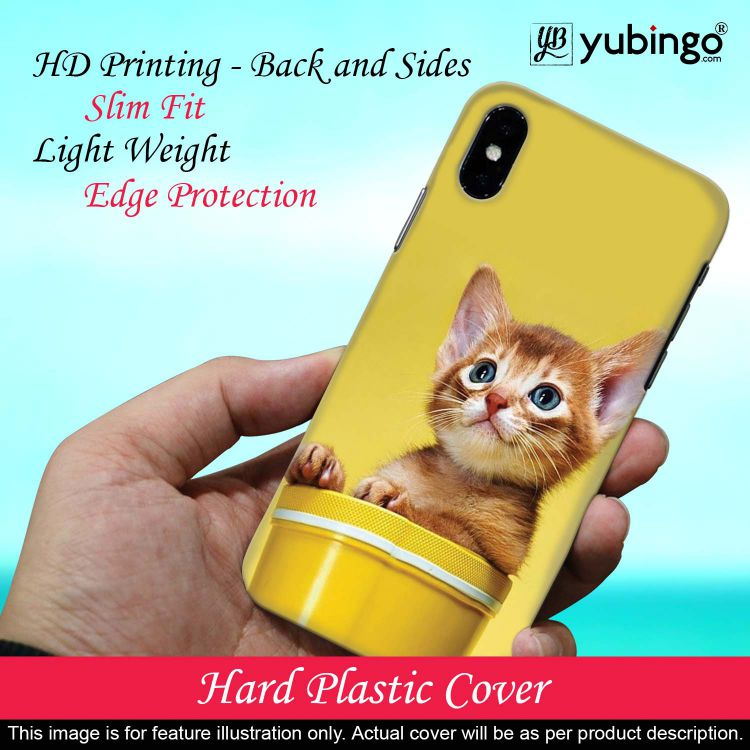 Lovely Cat Back Cover for Huawei Honor 6