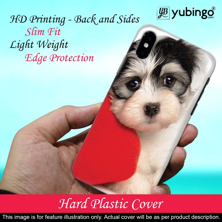 Puppy With Pillow Back Cover for Huawei Honor 6