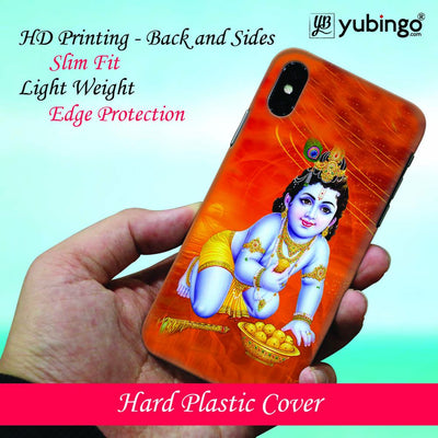 Krishna With Ladoos Back Cover for Apple iPod Touch 5-Image2