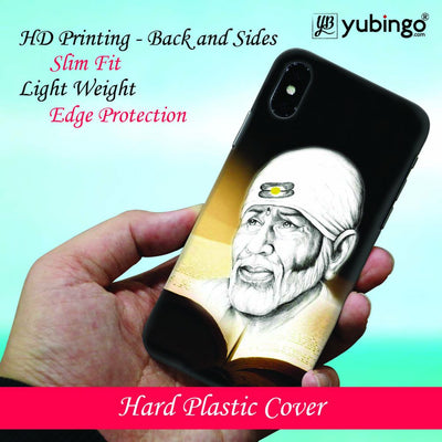 Sai Baba Back Cover for Apple iPhone X-Image2